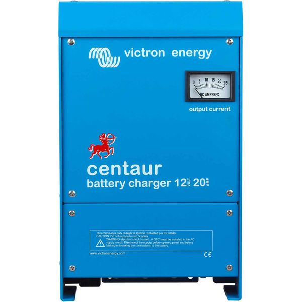 Victron Centaur Automatic Battery Charger (12V / 20A)