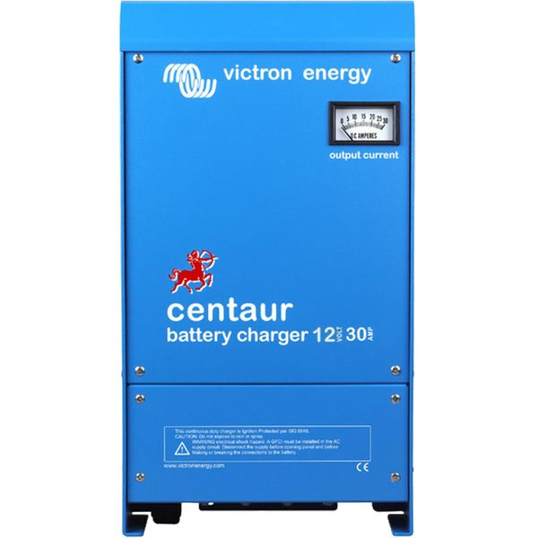 Victron Centaur Automatic Battery Charger (12V / 30A)