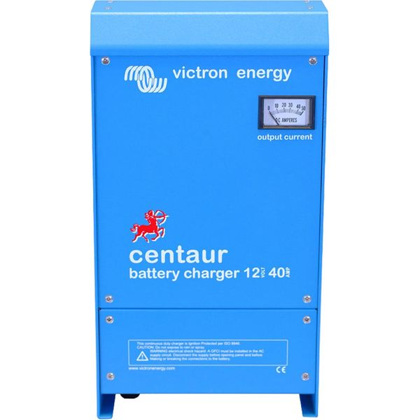 Victron Centaur Automatic Battery Charger (12V / 40A)