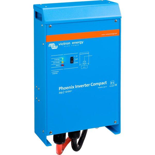 Victron Phoenix Compact Sine Wave Inverter (24V / 1200VA)
