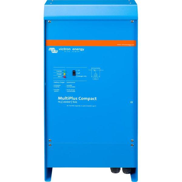Victron MultiPlus Compact Inverter/Charger (24V / 2000VA)