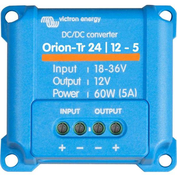 Victron Orion-Tr Voltage Converter (24V - 12V DC / 5A)
