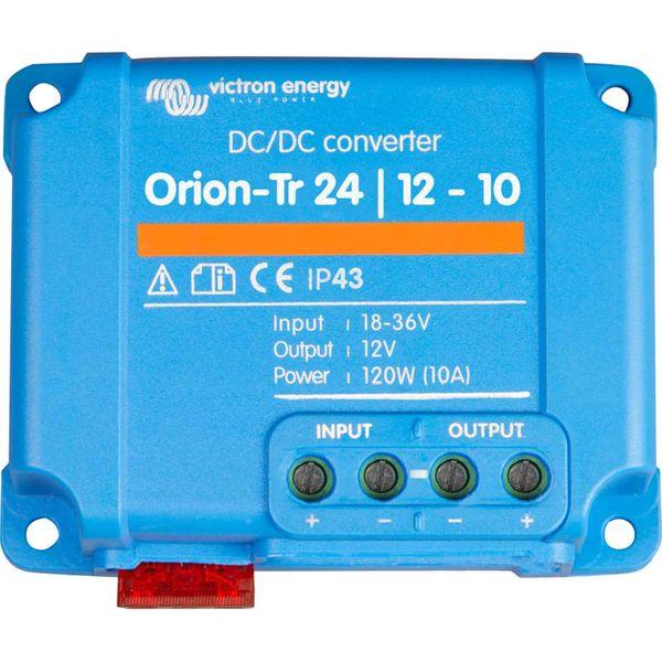 Victron Orion-Tr Voltage Converter (24V - 12V DC / 10A)