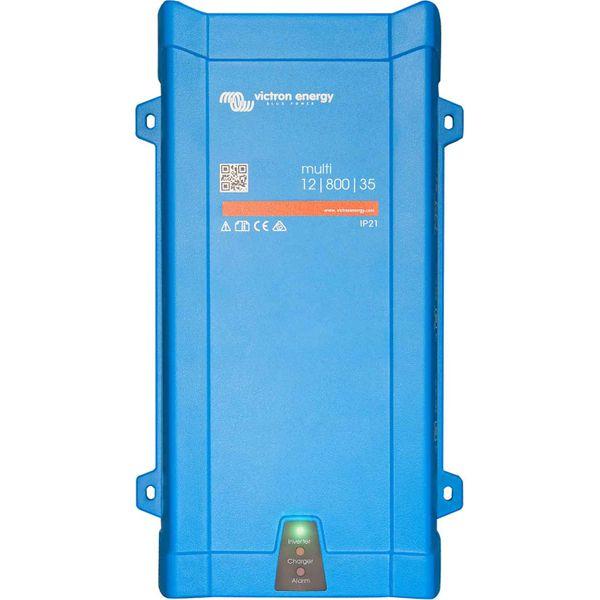 Victron MultiPlus Inverter/Charger (12V / 800VA)