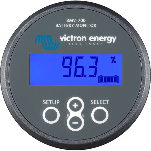 Victron BMV-700 Series Battery Monitor Gauge
