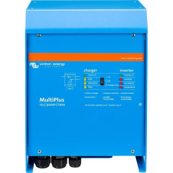 Victron MultiPlus Inverter/Charger (12V / 3000VA / 50A)
