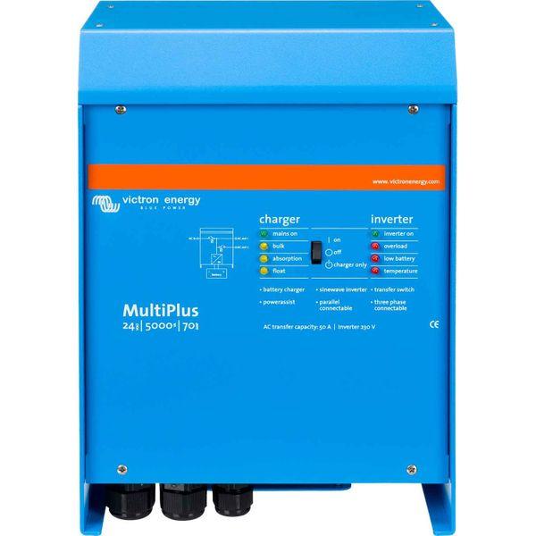 Victron MultiPlus Inverter/Charger (24V / 5000VA)