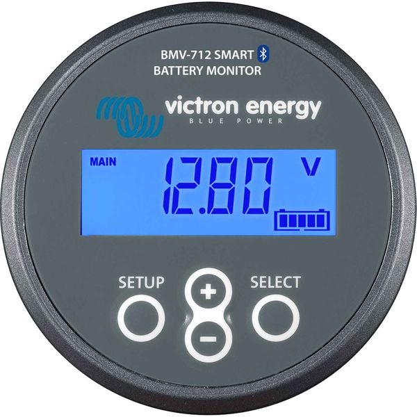 Victron BMV-712 Series Battery Monitor Gauge (Bluetooth Option)