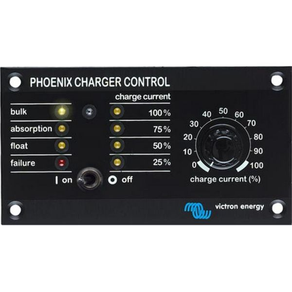 Victron Phoenix Charger Control Panel